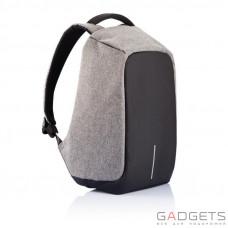 Рюкзак для ноутбука Bobby anti-theft backpack 15.6'' Серый