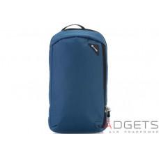 Рюкзак антивор Pacsafe Vibe 325, 5 степеней защиты, синий