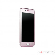 Захисне скло iBacks Full Screen Tempered Glass for iPhone 6 Pink
