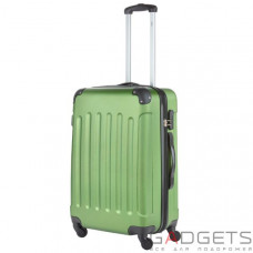 Чемодан TravelZ Light (M) Khaki/Green