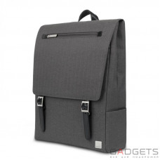 Рюкзак Moshi Helios Lite Designer Laptop Backpack Herringbone Gray (99MO087052)