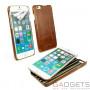 Чехол Alston Craig Vintage Leather Slim Shell Case for iPhone 6 (J1_20) фото 0