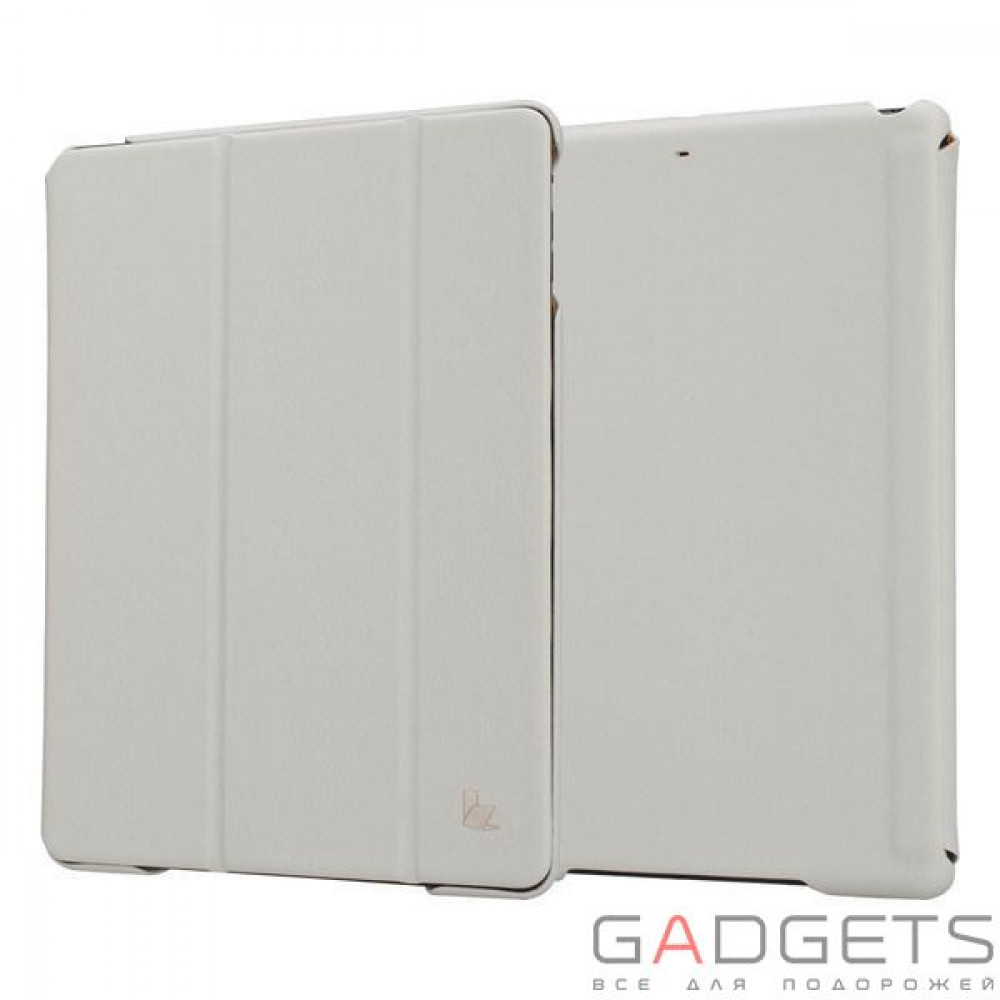 Фото Jison Case Smart Cover White for iPad Air (JS-ID5-01H00)