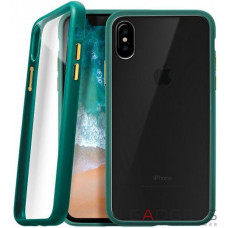Чехол Laut Accents для iPhone X Green (LAUT_iP8_AC_GN)