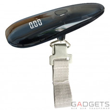 Электронные весы для багажа, черные (ELS-BK-2)
