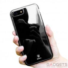 Чехол Baseus Glaze Case iPhone 7 Black
