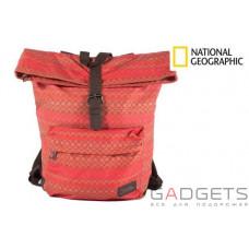 Рюкзак National Geographic Topic Красный (N07003;35)