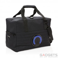 Сумка XD Design Party Music Cooler Bag черная (P422.131)