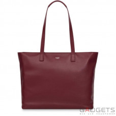 Сумка Knomo Maddox Leather Tote 15 Burgandy (KN-120-204-BUR)