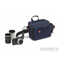Сумка на плечо Manfrotto NX Shoulder Bag I Blue V2 для CSC (MB NX-SB-IBU-2)