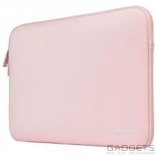 Папка Incase Classic Sleeve MacBook 13 Rose Quartz (INMB10072-RSQ)