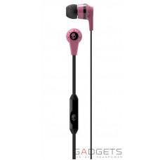 Наушники Skullcandy Pink/Black INKD 2.0 w/mic 1 (S2IKDY-133)