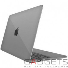 Чехол Macally Cases для 13 Macbook Pro with Retina display (2016/2017) Clear (PROSHELLTB13-C)