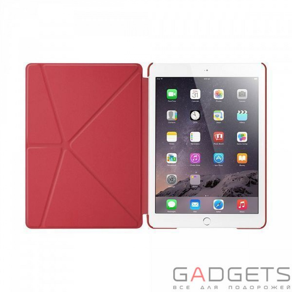 Фото Чохол LAUT Trifolio для iPad Air 2 Red