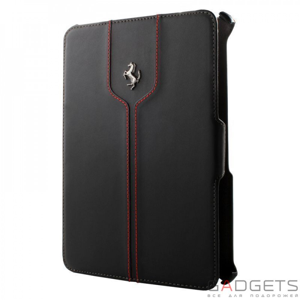Фото CG Mobile Ferrari Leather Folio Case Montecarlo Collection Black for iPad Air (FEMTFCD5BL)