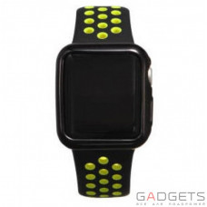 Чохол COTEetCI TPU Black Case для Apple Watch 2 38MM (CS7040-LK)