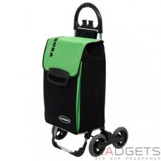 Сумка-візок Aurora Avanti 4_70 Black/Green