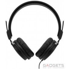 Гарнитура Nocs NS700 Phaser iOS Headphones with Remote and Mic All Black (NS700-001)