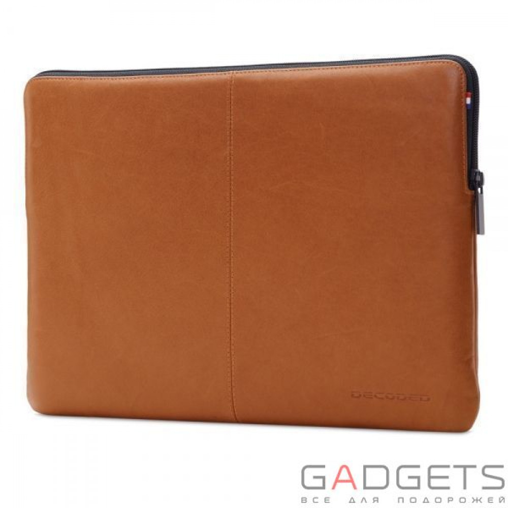 Фото Чехол Decoded Leather Sleeve with Zipper Pocket 12'' (D4SS12BN)