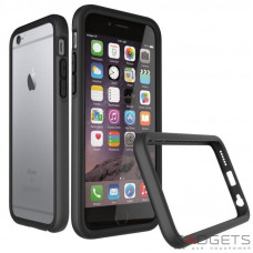 Бампер Evolutive Labs RhinoShield Crash Guard Charcoal Black для iPhone 6/6s