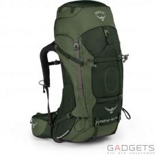 Рюкзак Osprey Aether AG 60 Adriondack Green MD зеленый