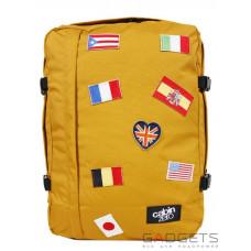 Сумка-рюкзак CabinZero Classic Flags 44 л Orange Chill с отделением для ноутбука 15 (CZ14-1309)