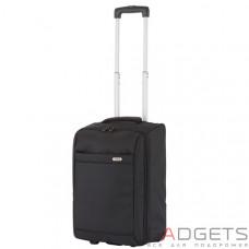 Сумка дорожня на колесах TravelZ Foldable 34  Black