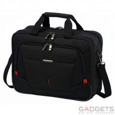 Сумка для ноутбука 15.6 Travelite Work 16 л Black (TL001744-01)