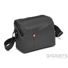 Сумка на плечо Manfrotto NX Shoulder Bag II Grey для DSLR (MB NX-SB-IIGY)