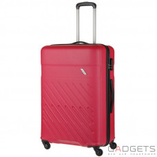 Чемодан на 4-х колесах Travelite Vinda (L) 98 л Red (TL073849-10)
