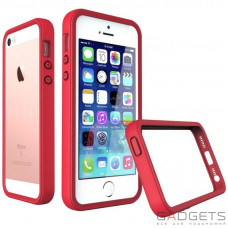Бампер Evolutive Labs RhinoShield Crash Guard Red для iPhone 55SSE