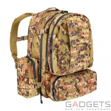 Рюкзак тактичний Defcon 5 Full Modular Molle Pockets 60 (Vegetato Italiano)