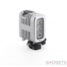 Екшн-фонарик Qudos Action Silver для камер GoPro (11629S)