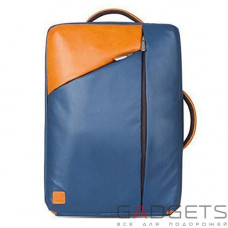 Рюкзак Moshi Venturo Slim Laptop Backpack Navy Blue (99MO077521)