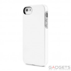 Защитный чехол Incase Pro Hardshell Case White/Gray for iPhone 5/5S (CL69057)