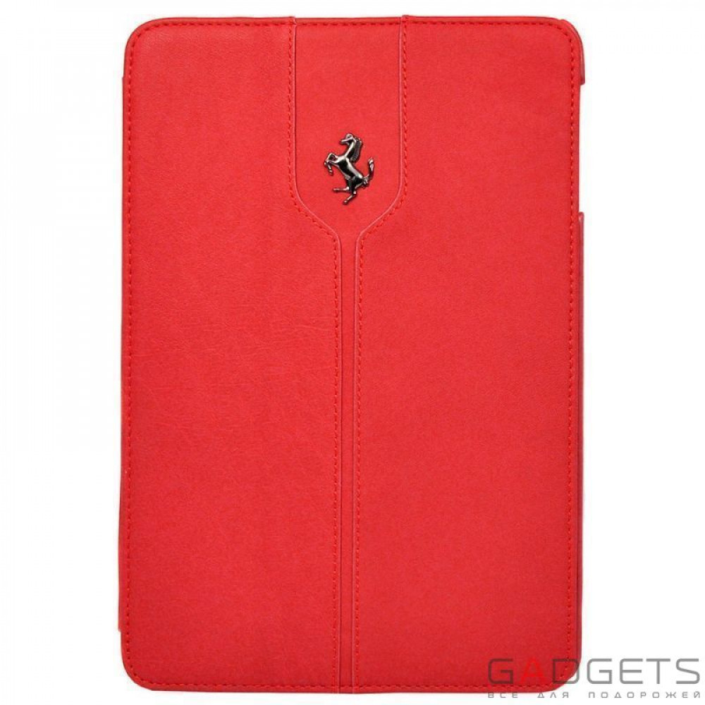 Фото CG Mobile Ferrari Leather Folio Case Montecarlo Collection Red for iPad Air (FEMTFCD5RE)