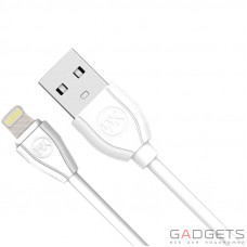 Кабель WK Ultra Speed Lightning Data Cable White (WKC-003)