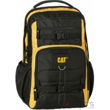 Рюкзак CAT Millennial Classic 22л Черный/Желтый (83605;12)