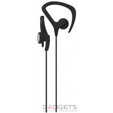 Наушники Skullcandy Black/Black Chops Bud w/o Mic (S4CHGZ-033)