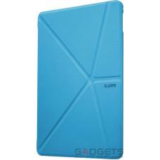 Чехол Laut Trifolio Case для iPad mini 4 Синий (LAUT_IPM4_TF_BL)