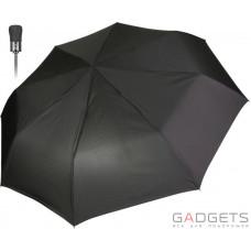 Зонт складной мужской Fulton Open-Close Jumbo Черный (G323;7669)