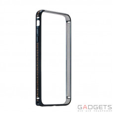 Бампер COTEetCI Diamond Bumper для iPhone 7 Black