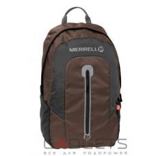 Рюкзак MERRELL Rockford Темно-Коричневый (JBF22508;208)