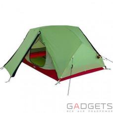 Палатка Wechsel Challenger 2 Zero-G (Pear) + коврик Mola 2 шт