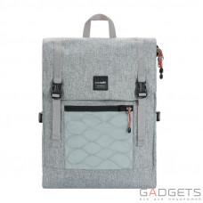 Рюкзак анти-вор Pacsafe Slingsafe LX450 серый