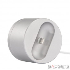 Док-станция COTEetCI Base20 AirPods Stand (Sample) Silver (CS7202-TS)