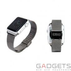 Ремешок COTEetCI W2 Milanese Band для Apple Watch 42mm Black