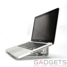 Подставка для ноутбука COTEetCI Notebook Stand Aluminum Silver