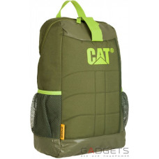 Сумка для планшета CAT Millennial Evo Темно-зеленая/лайм (83245;335)