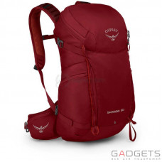 Рюкзак Osprey Skarab 30 Mystic Red O/S красный